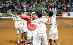Japan winning