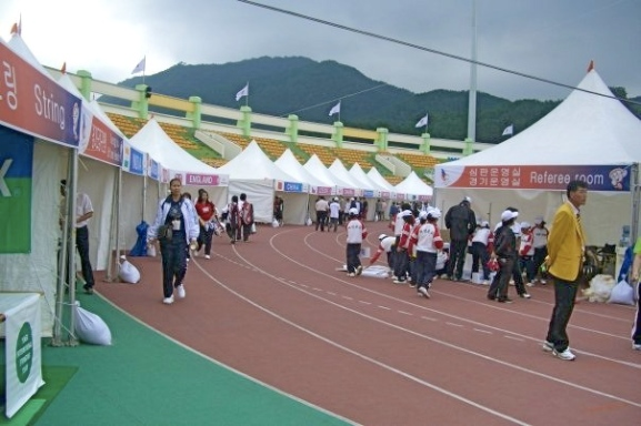 Olimpic village 1