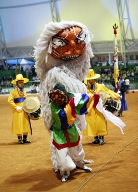 Opening ceremony costume