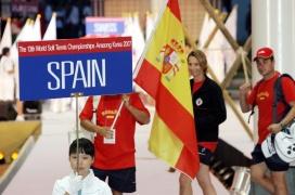 spain opening ceremony