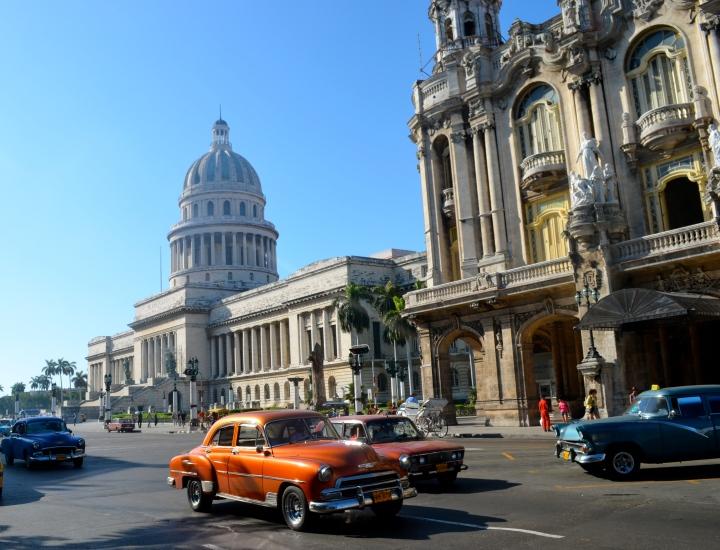Farewell to Cuba