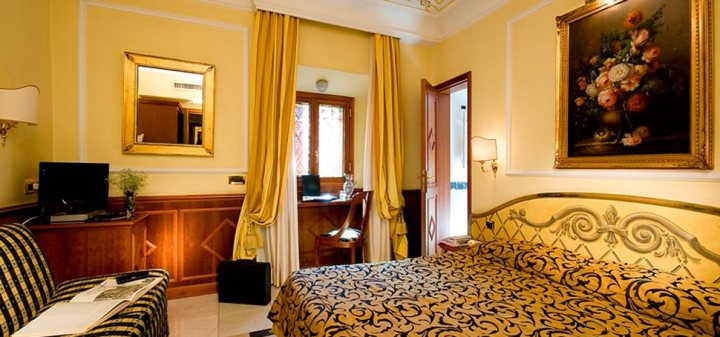 4* Hotel BolivarRome