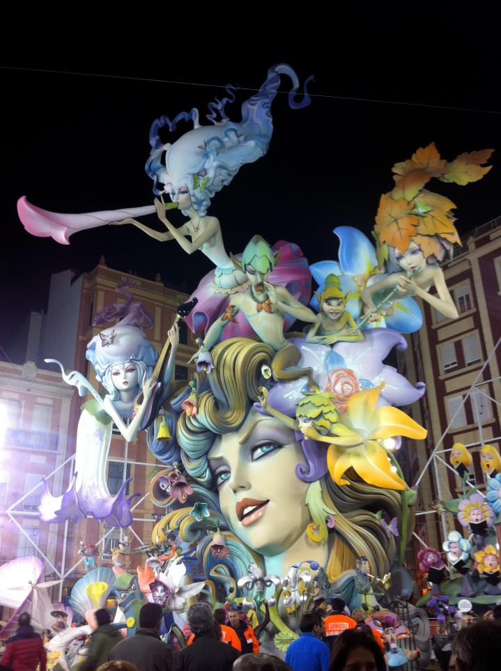 The Grotesque Wonderland of Las Fallas deValencia