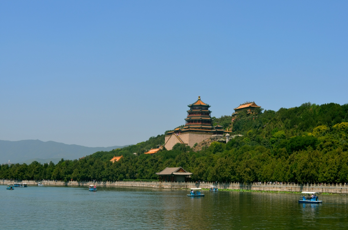 Summer Palace and the Temple ofHeaven