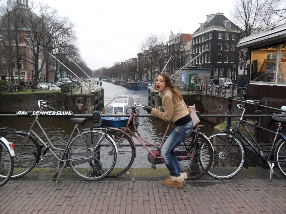 Amsterdam, so much more than just a Smoke and aPancake
