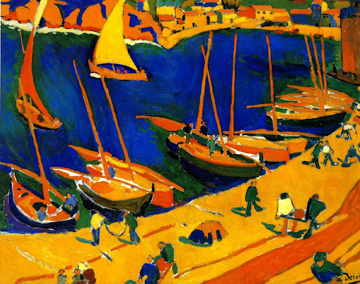 derain-Port-de-Peche-Collioure-19056