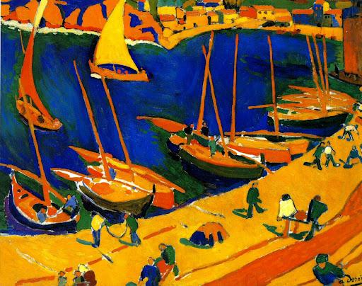 derain-Port-de-Peche-Collioure-19056