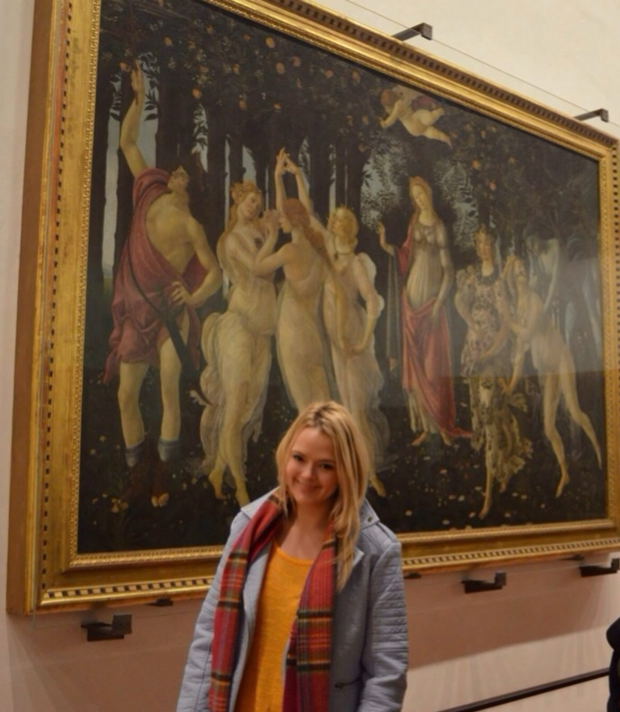 The Uffizi Hunger Games