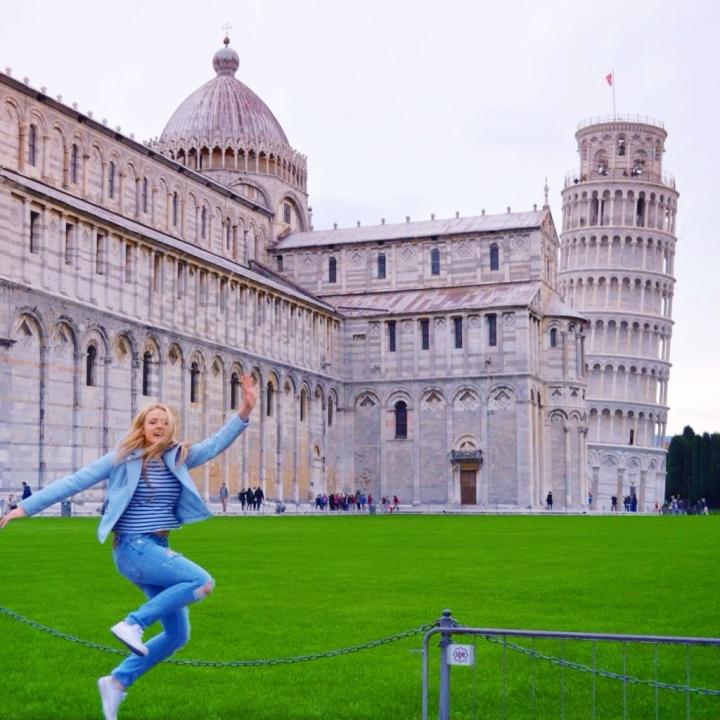Italy Road Trip –Pisa