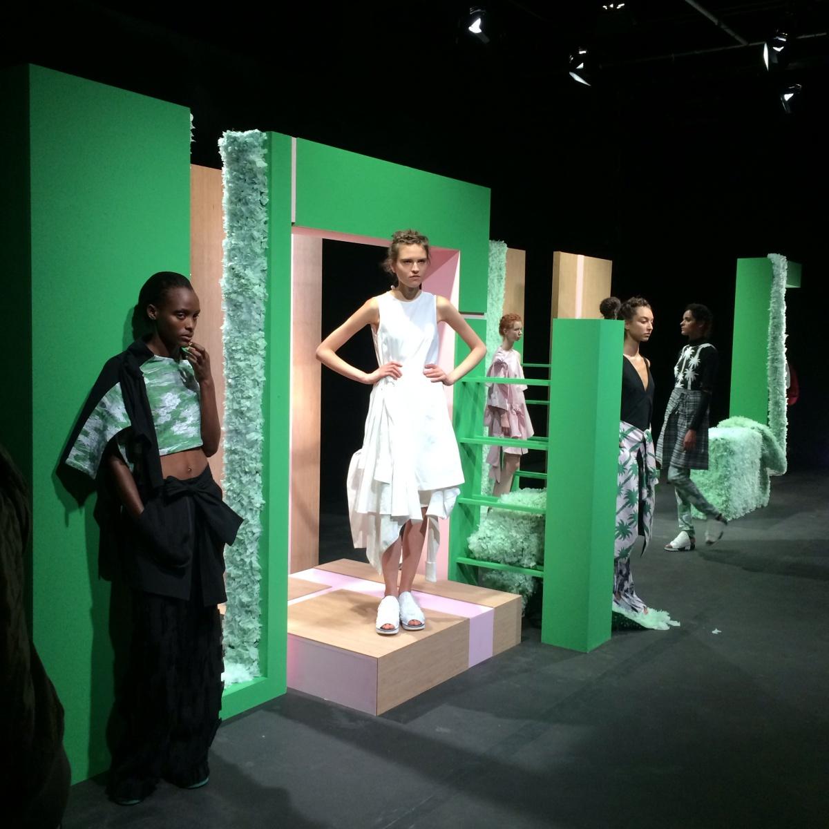 Paradise Lost – Danielle Romeril SS16 London FashionWeek