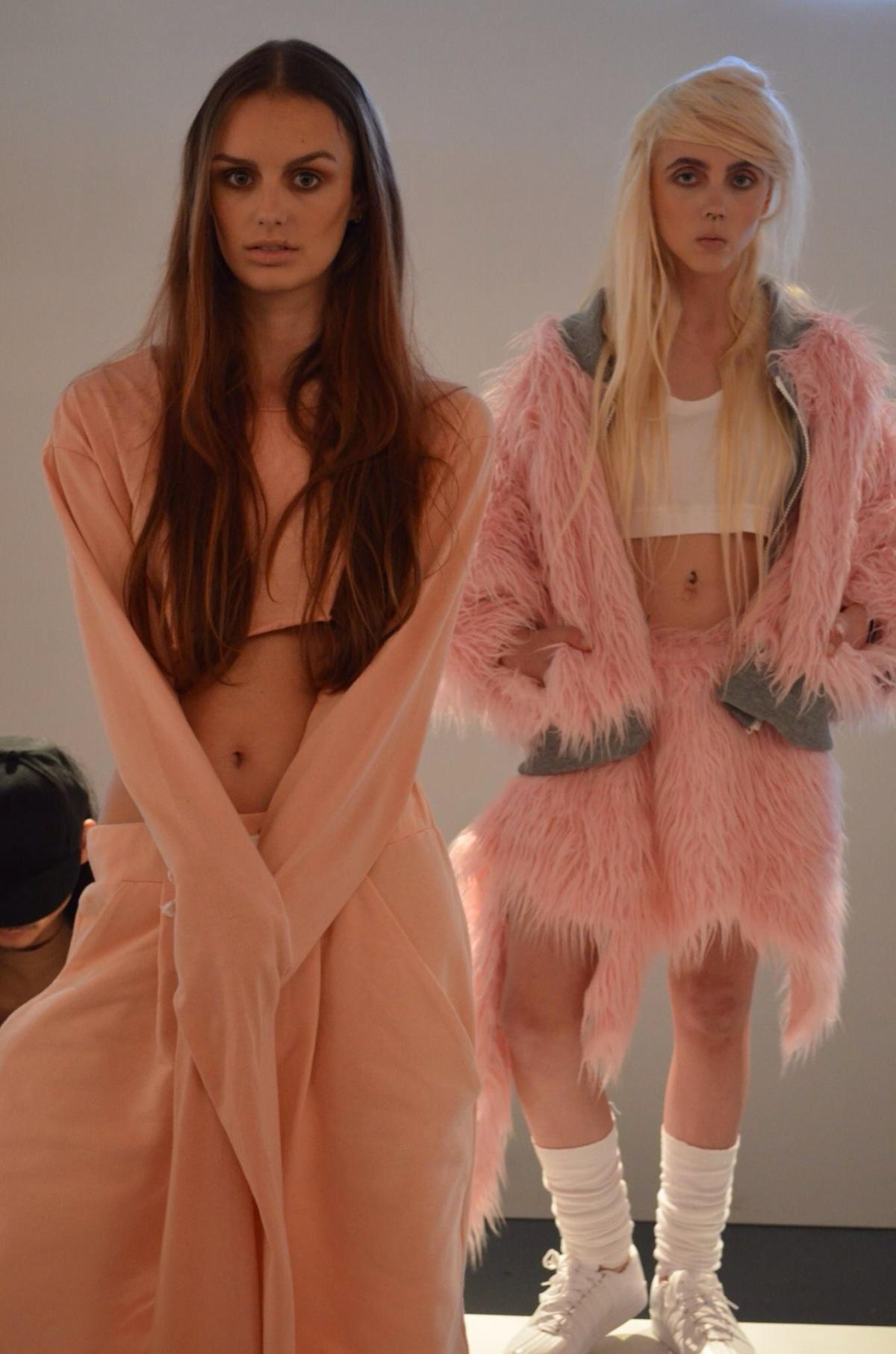 Fierce Street Style Fashion at London Fashion Week – Rein & Field of PoniesSS16