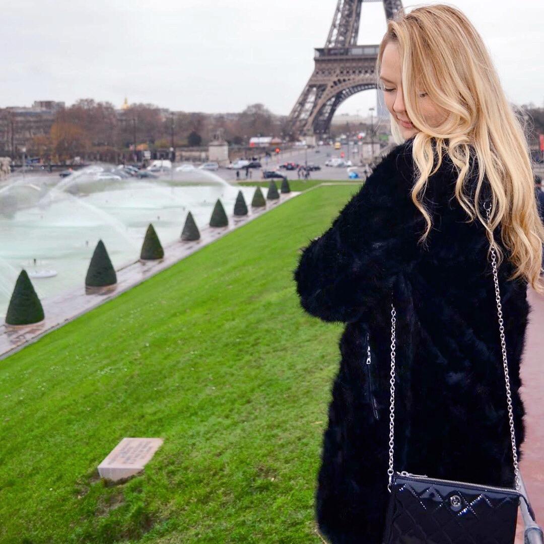 Fashion Blogger inParis
